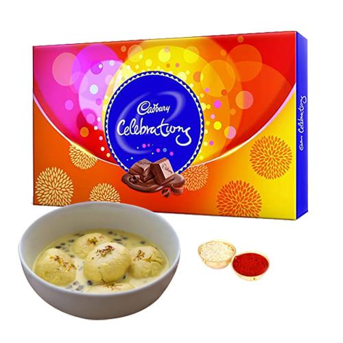 Cadbury Celebrations Pack N Rasmalai