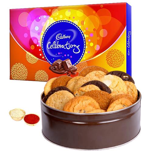 Cadbury Celebrations Pack N Assorted Cookies