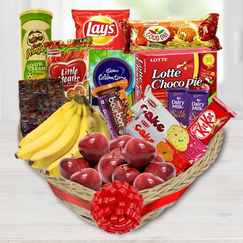 Remarkable Snacks Cradle