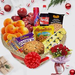 Spirit of Celebration Christmas Gift Hamper