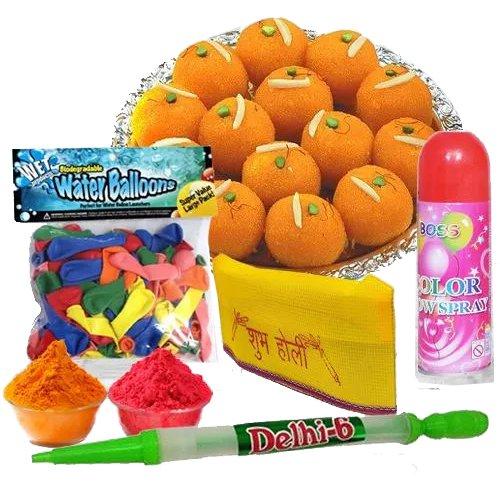 Send Holi Gift to India