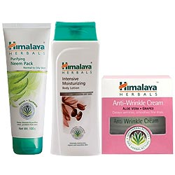 Online Himalaya Herbal 3-in-1 Face pack