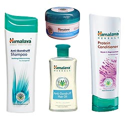 Himalaya Herbal 4-in-1 Hair Care pack