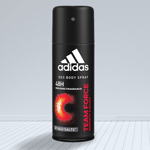 Adidas Team Force Deo Spray for Men
