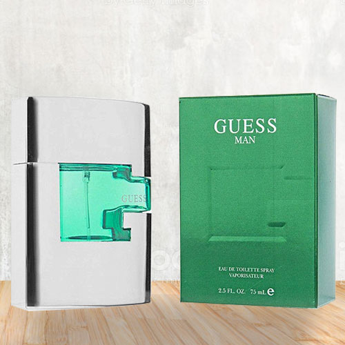 Aromatic Excellence for Men from Guess EDT
