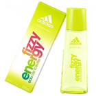 Refreshing hours of Fragrance with Adidas Fizzy Energy EDT for Girls