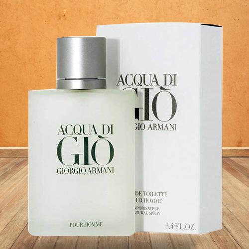 Aromatic Aqua Di Gio Armani for Men