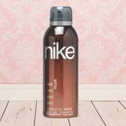 Perfume Pleasure Nike Urban Musk 200 ml. Mens Deodorant Spray