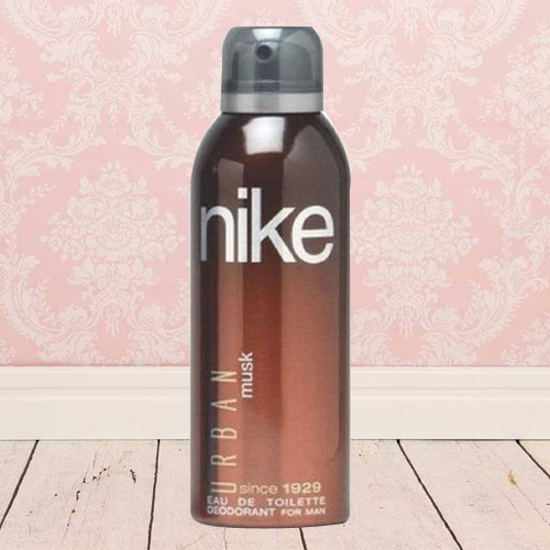 Perfume Pleasure Nike Urban Musk 200 ml. Mens Deodorant Spray