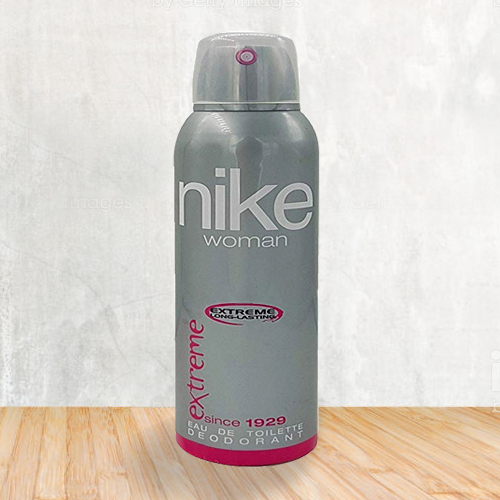 Loveable Smell Magic of Nike Fragrances Women Extreme Deo