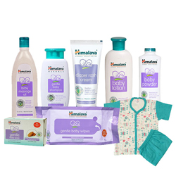 Buy Baby Care Products from Himalaya