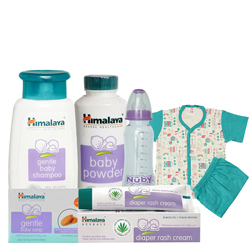 Send Baby Care Combo Gift from Himalaya