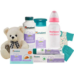 Buy Himalaya Baby Care Gift Hamper