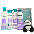 Admirable Himalaya Baby care Set with Kids Wear