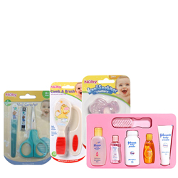Order Johnson Baby Care Hamper