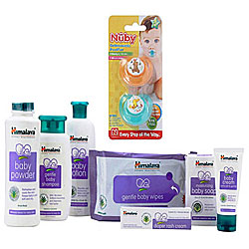 Online Himalaya Baby Care Gift Set