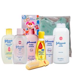 Online Johnson Baby Gift Set