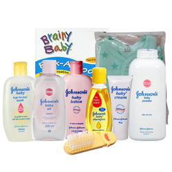Order Johnson Baby Gift Set