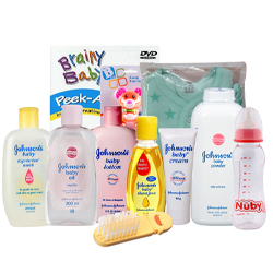 Buy Johnson Baby Care Gift Set