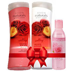 Glowing Look with Avon Naturals Body Care Hamper for Girls
