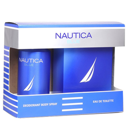 Savor Gents Nautica Blue Perfume Set