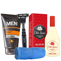 Impeccable Shaving Kit Combo for Men