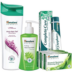 Glamorous Collection of Himalaya Everyday Essential Kit