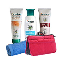 Alluring Selection of Himalaya Herbal 3-in-1 Face Care Pack Gift