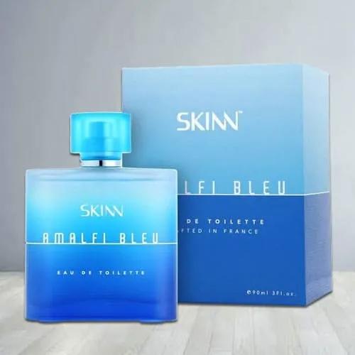 Send Amalfi Bleu by Titan Skinn for Men
