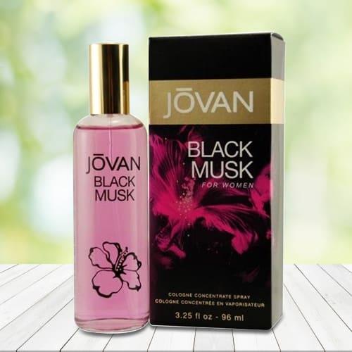 Online Jovan Black Musk Cologne for Women