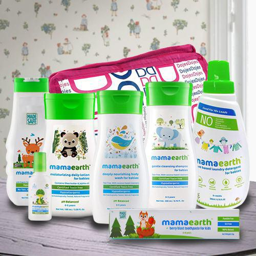 Remarkable Mama Earths Kids Care Gift Hamper