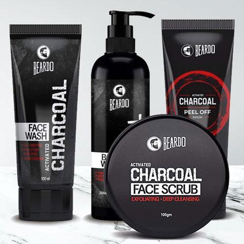 Wonderful Beardo The Dirty Charcoal Combo