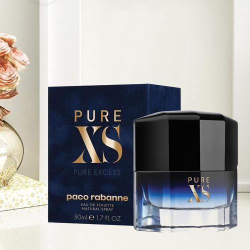 Marvelous Fragrance of Paco Rabanne Pure XS Eau de Toilette for Men<br>