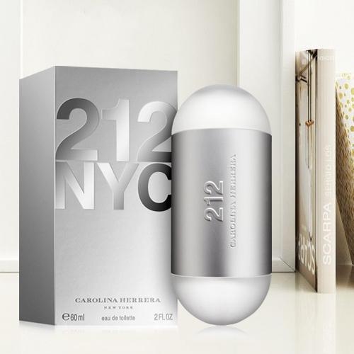 Attractive Selection of Carolina Herrera 212 NYC Eau de Toilette for Ladies