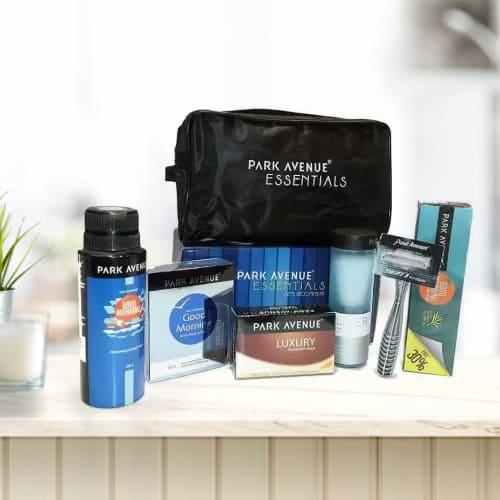 Marvelous Park Avenue Mens Essential Kit