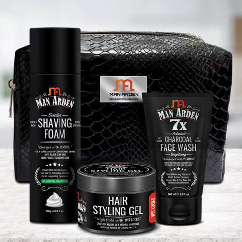 Charming Mens Grooming Kit from Man Arden