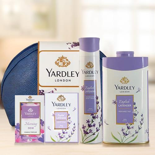 Aromatic Yardley English Lavender Gift Kit