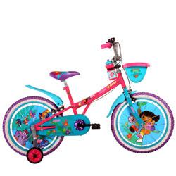 Psychedelic Sapling BSA Champ Dora Bicycle