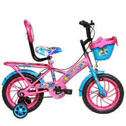 Ergonomic BSA Champ Phillips Kidz Cycle<br>