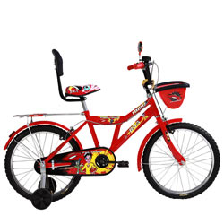Luminous Fledgling BSA Champ Toonz Bicycle<br>