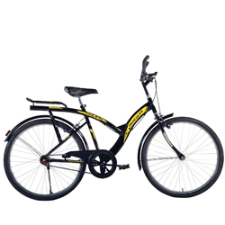 Glitzy Hercules MTB Turbodrive Rocky 2.0 Bicycle