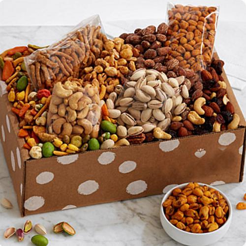 Surprise Gift Box of Dried Fruits n Gourmet