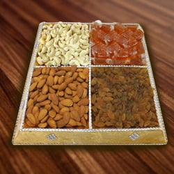 Tempting Dry Fruits Collection