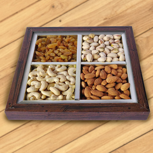 Nurturing Mornings Dry Fruit Collection