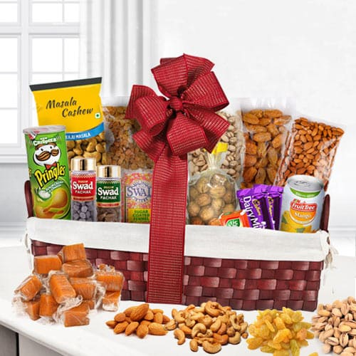 Stomach's Glee Dry Fruits Collection