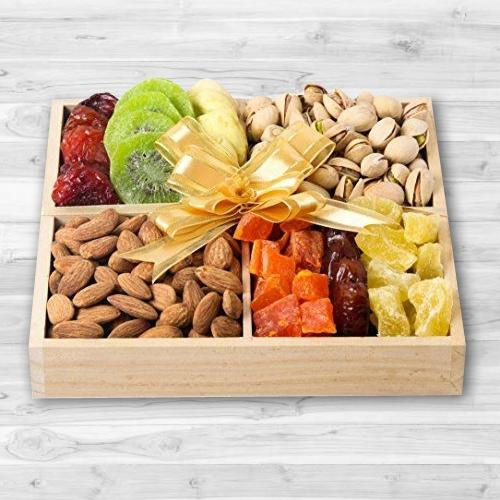 Admirable Dry Fruits Gift Box for Mom