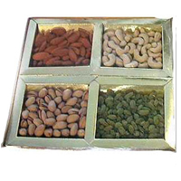 Deliver Assorted Dry Fruits Tray