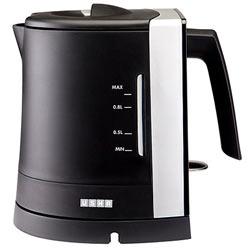 Black and White Usha EK 3210 Electric Kettle