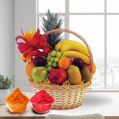 Fresh Fruit Basket 2 Kg