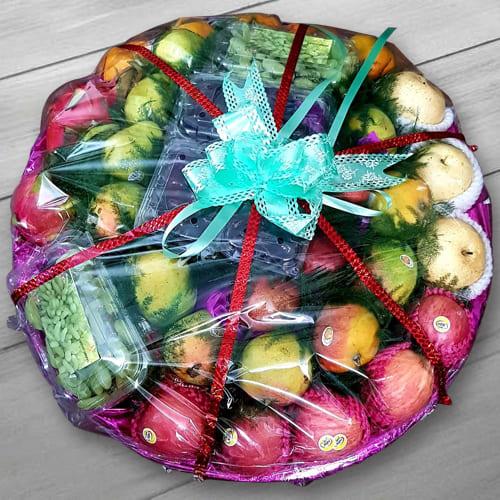 Nutritious Seasonal Fruits Basket